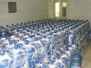 各品牌桶装水