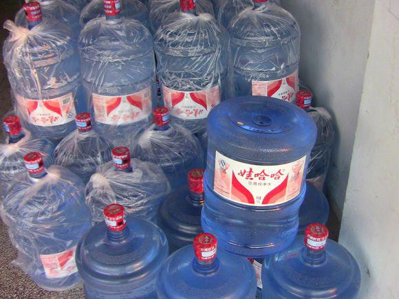 娃哈哈桶装水